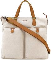 Zanellato 'Giobatta' tote bag - women - Cotton/Leather - One Size