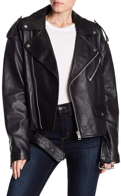 Walter W118 by Baker Hope Leather Jacket