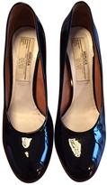 Maison Margiela Black Patent leather Heels