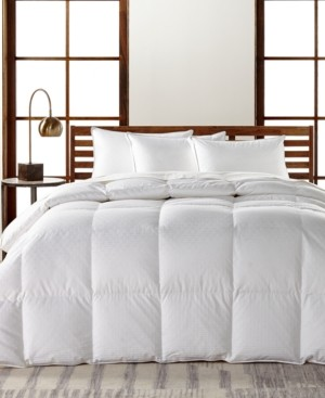 Hotel Collection European White Goose Down Lightweight King Comforter, Hypoallergenic UltraClean Down, Created for Macy's Bedding