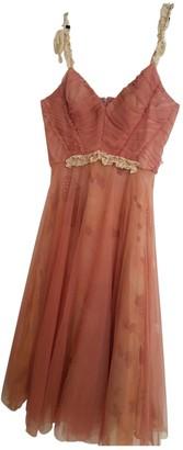 Maticevski Pink Dress for Women