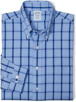 Brooks Brothers Non-Iron Slim Fit Tonal Glen Plaid Sport Shirt