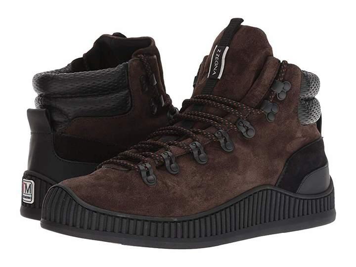 Ermenegildo Zegna Techmerino Hiking Mountaineer Sneaker