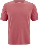 Folk Plain Crew Neck Tshirt - Sunset