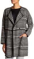 Vero Moda Tiffany Plaid Knit Jacket