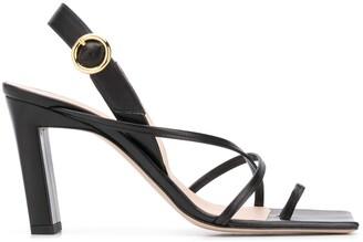 Wandler Ankle Strap Sandals