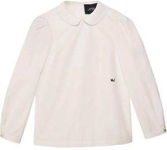 Marc Jacobs Peter Pan collar blouse