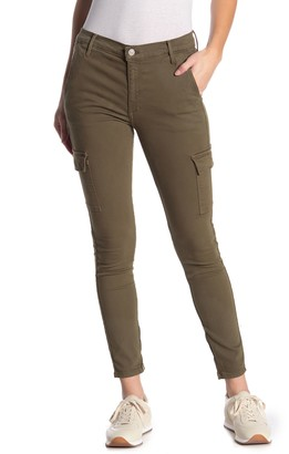 Black Orchid Camille Skinny Cargo Pocket Pants