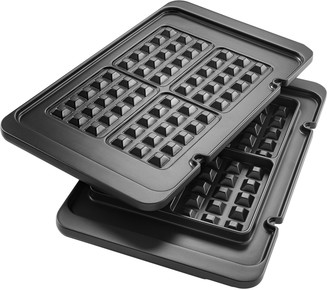De'Longhi DeLonghi Waffle Plates for Livenza Electric All-Day Grill