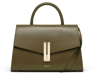 DeMellier Montreal Leather Satchel