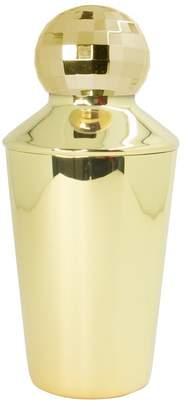 Decor Craft Gold Disco Ball Cocktail Shaker