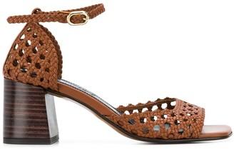 Souliers Martinez Ibiza block heel sandals