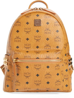 MCM Small Stark Side Stud Backpack