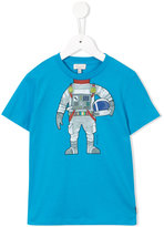 Paul Smith robot print T-shirt - kids - Cotton - 8 yrs