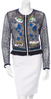 Peter Pilotto 2016 Solar Embroidered Jacket