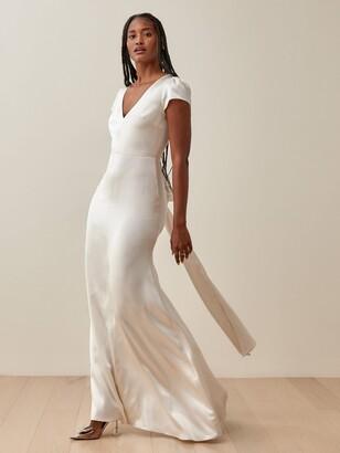 Reformation Geranium Dress