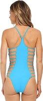 Body Glove Women's Smoothies Nina One-Piece Swimsuit