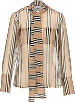 Burberry Icon Stripes Shirt