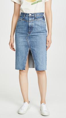 Rag & Bone Super High-Rise Pencil Skirt