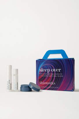 This Works Sleep Over Set - Colorless