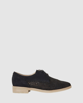 Easy Steps - Women's Black Brogues & Loafers - Nero - Size One Size, 36 at The Iconic