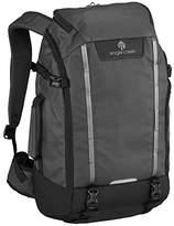 Eagle Creek Laptop-Rucksack Mobile Office Backpack mit wasserabweisendem Material und Regenabdeckung Casual Daypack, 54 cm, 25 liters, Black (Asphalt Black)