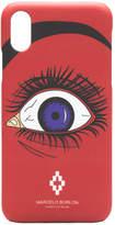 Marcelo Burlon Iphone X Red Eye Case