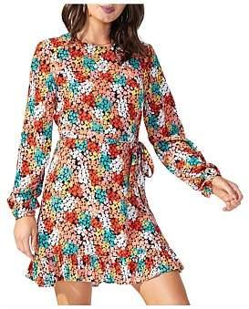 MinkPink Motley Mini Dress