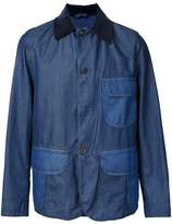 Kent & Curwen buttoned jacket