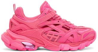Balenciaga Pink Track.2 Sneakers