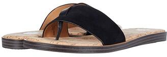 Yellow Box Barann (Black) Women's Sandals