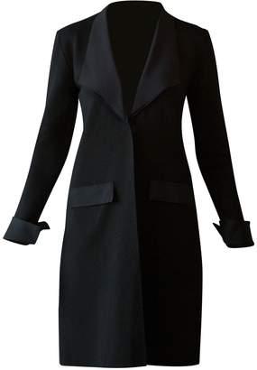 Chiara Boni Brady Coat Black