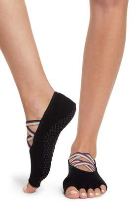 Toesox Elle Mojo Half-Toe Gripper Socks