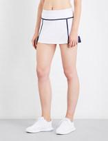 Monreal London Player stretch-jersey skirt