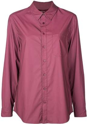 Sies Marjan chest pocket shirt