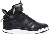 Buscemi B-court high-top trainers