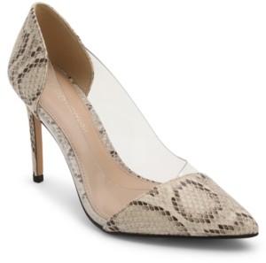 BCBGeneration Lania Lucite Pumps Women's Shoes