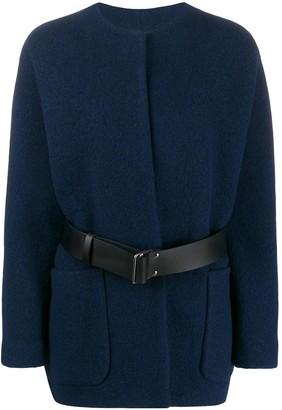 BA&SH Cliff belted coat