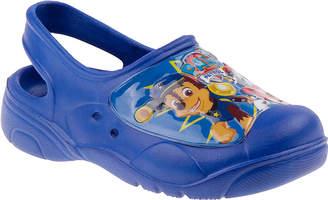 Josmo Boys' Clogs BLUE - PAW Blue Clog - Boys