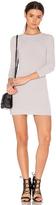 Blq Basiq x REVOLVE Hacci Long Sleeve Mini Dress