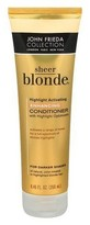 John Frieda Sheer Blonde Dark Shade Conditioner - 8.45 oz