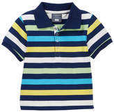 Toobydoo Henry Striped Polo Shirt (Baby, Toddler, Little Boys, & Big Boys)
