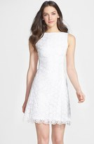 Kate Spade 'izzy' Embroidered A-Line Dress
