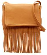 Hobo Star Leather Crossbody Bag
