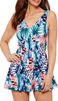 AZUL BY MAXINE OF HOLLYWOOD Azul by Maxine of Hollywood Swim Dress