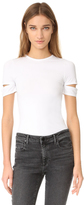 Helmut Lang Detached Short Sleeve Tee
