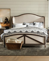 Hooker Furniture Analy Upholstered King Bed