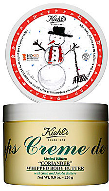 Kiehl's Kiehl ́s Limited Edition Creme de Corps Coriander Whipped Body Butter