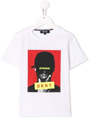 DKNY graphic print T-shirt