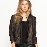 Anne Weyburn Straight Cut Jacket